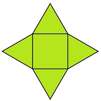 Sq Pyramid